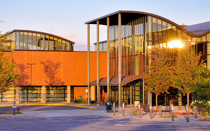 Ridgedale Library