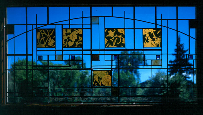 Untitled stained glass hennepin county for Front door hennepin county